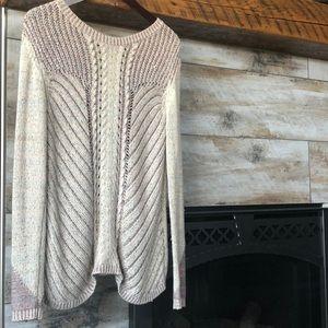 Pastel Multicolor Sweater